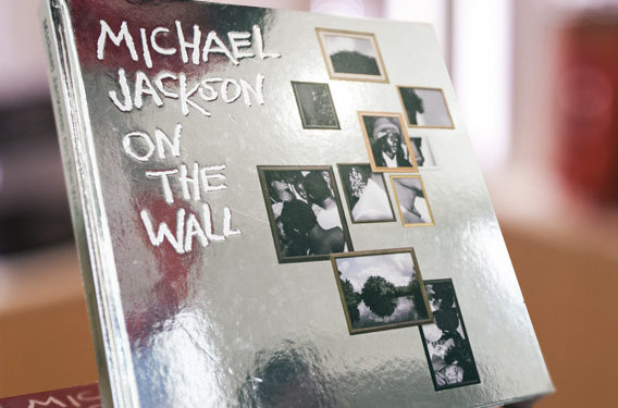 Exposition Michael Jackson – On the Wall