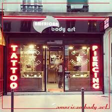 salon percage oreille american body art paris